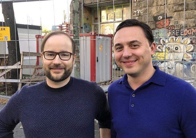 COSI Co-founders